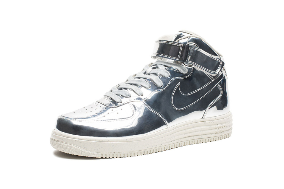Nike Lunar Force 1 on High Snobiety - Heavie Dutie Style #HDRATED