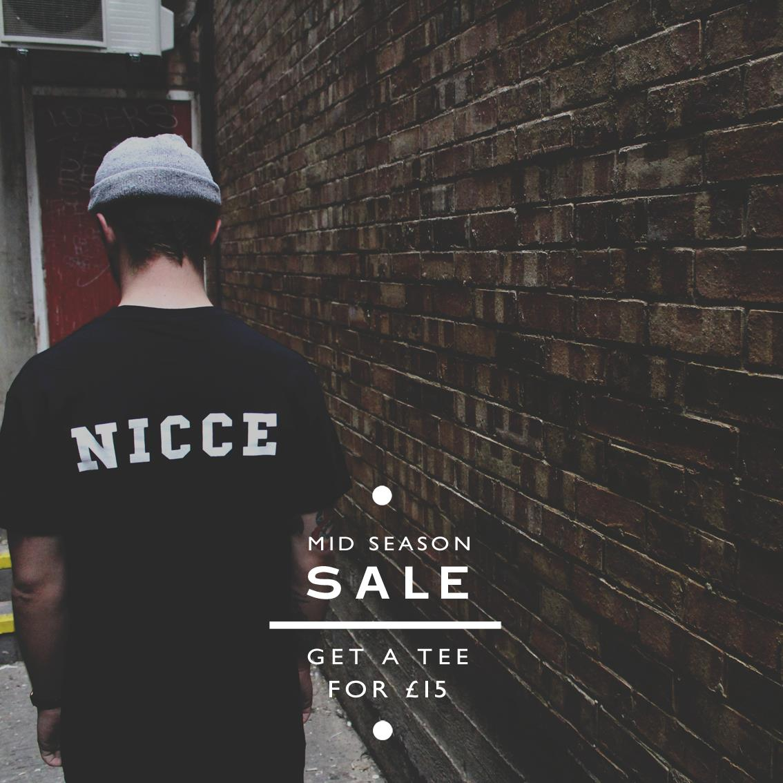 NICCE Clothing SALE on Heavie Dutie Style blog