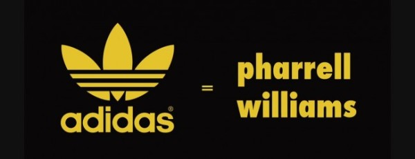 Adidas & Pharrell collaborate