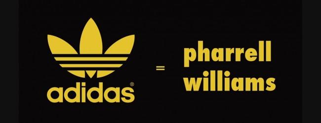 Adidas & Pharrell collaborate
