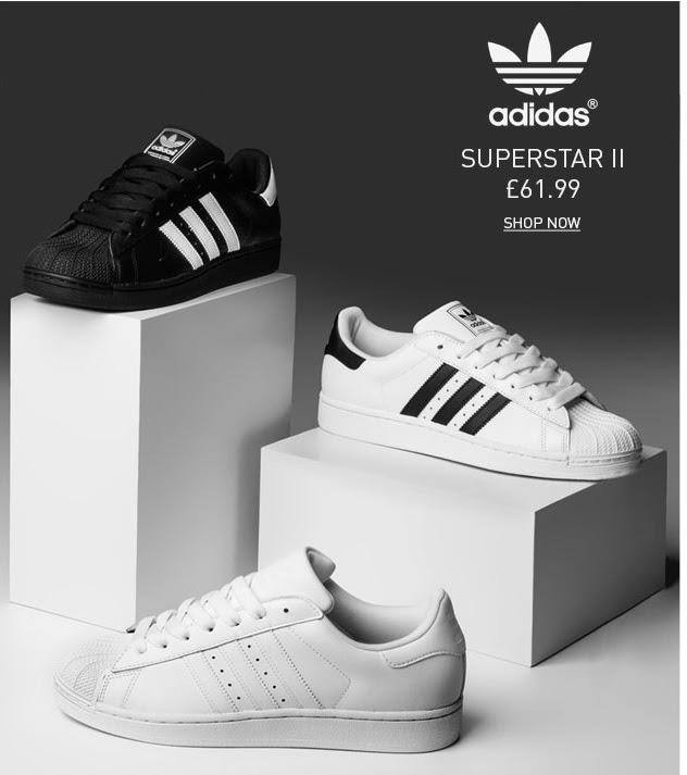 Adidas Superstar 2 at Footasylum