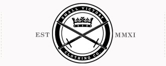 Small Victory logo