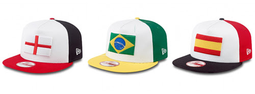 New Era Flag Front Collection