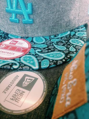 New Era Paisley Collection Snapback