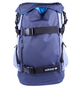 Adidas Originals AS Backpack L Collegiate Navy / Black