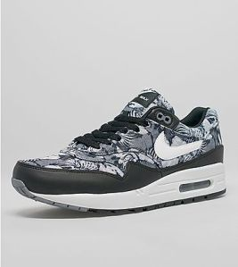 Nike Air Max 1 Palm Leaf Monochrome