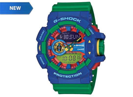 G-Shock A-400-2AER