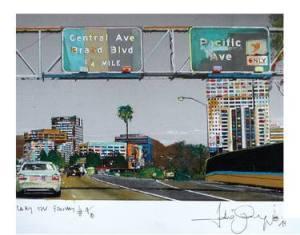 Fabio Coruzzi LA, By the freeway 4