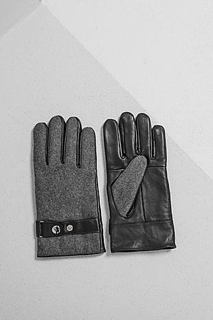 OPEN Riverdale leather gloves