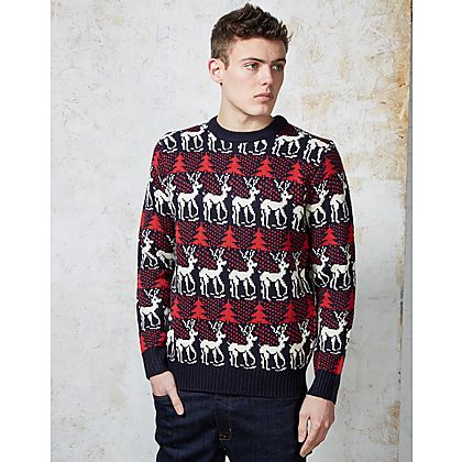 ARK Clothing pop loadsa deer knit