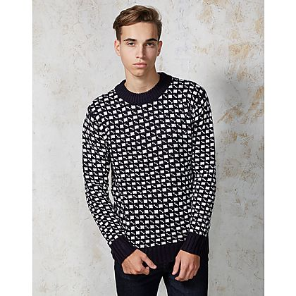 Pop Outdoor Spotted Jumper