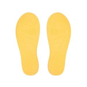 Yellow Mahabis soles