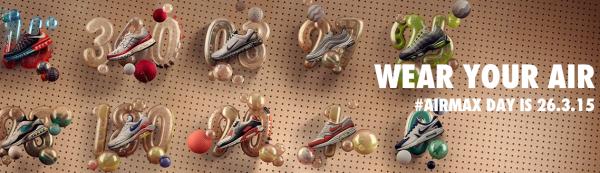 Nike Air Max Day Nike Air Trainers design