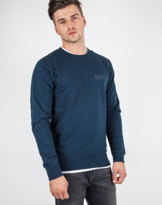Edwin Classic Crew Logo Sweatshirt Was £65 Now £52