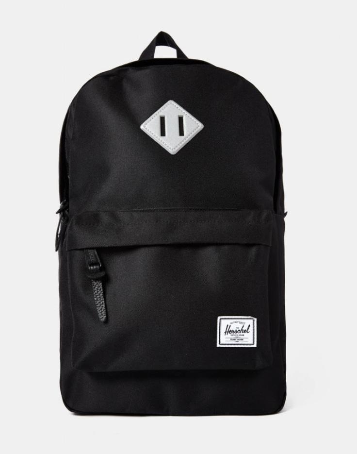 Herschel x THE IDLE MAN Exclusive Heritage Backpack £55