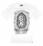 Rebel8 Worship Worthy T Shirt White
