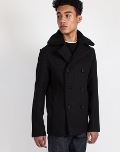 Schott NYC Cyclone Classic Peacoat Was £230 Now £184