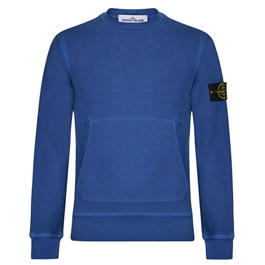 Stone Island Kangaroo Long Sleeved Sweatshirt